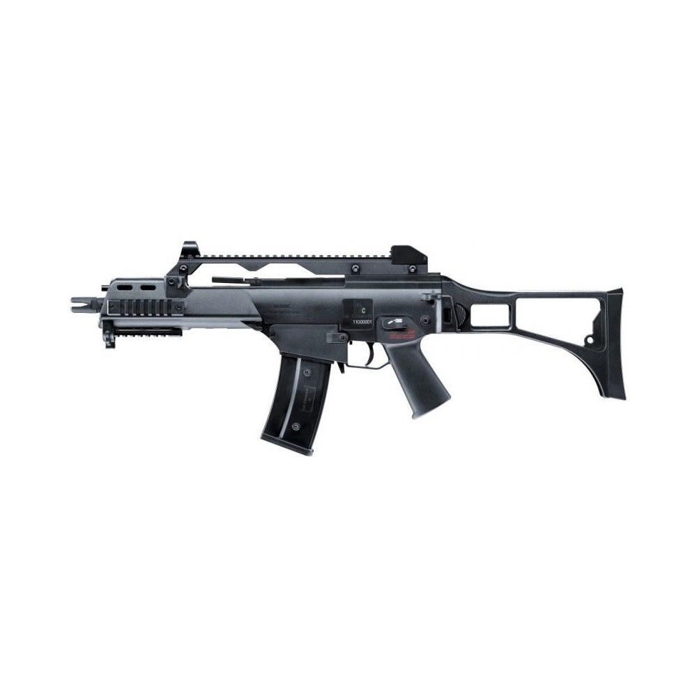 Heckler & Koch G36 C Sportsline Softair 6mm max. 1,3 J Bild 2