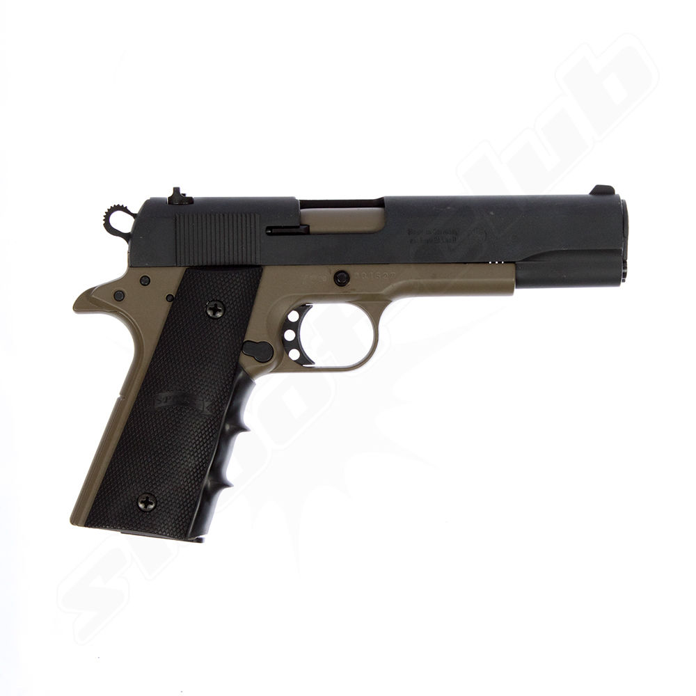 ME 1911 Sport black - dark earth Gaspistole Bild 2