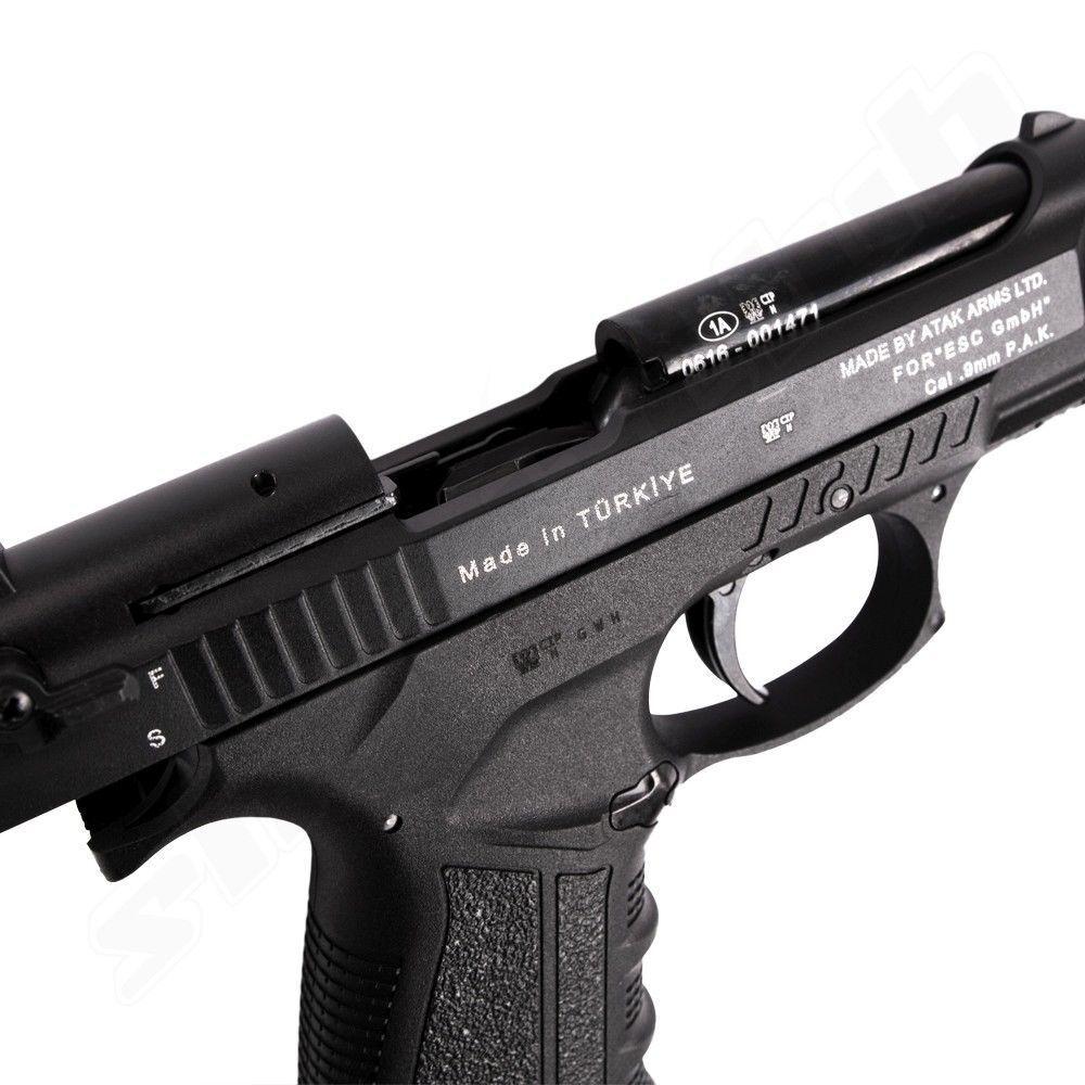 Zoraki 918 Schreckschusspistole Kaliber 9mm P.A.K.