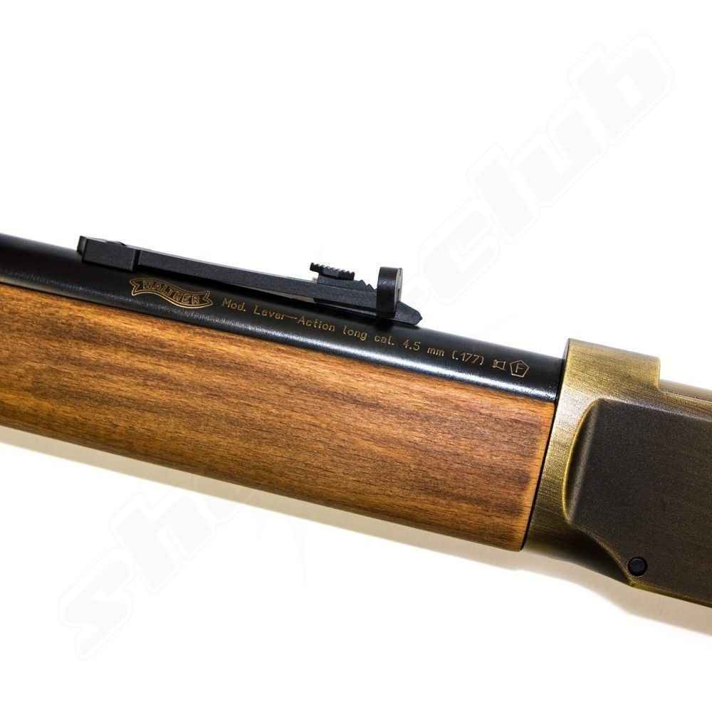 Walther Lever Action Duke Kal. 4,5mm Diabolos Bild 4