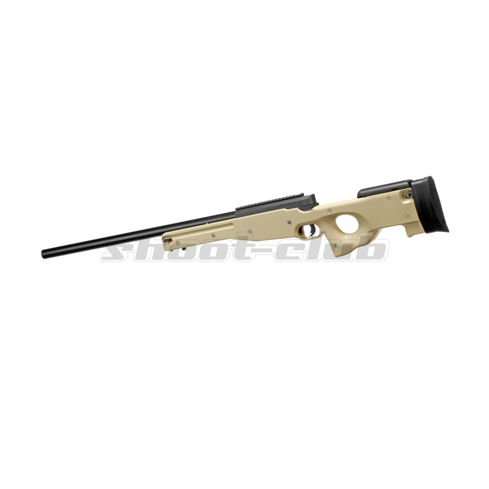 Well L96 MB-01 6mm Airsoft Sniper Tan - ab 18 Bild 2