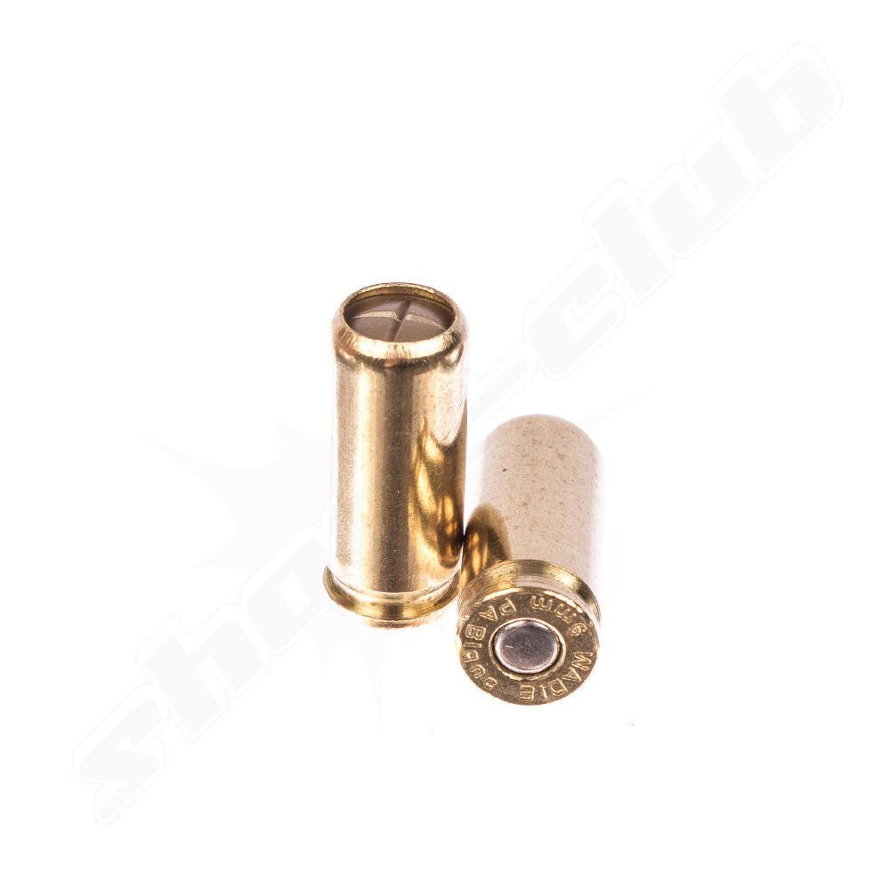 Wadie Flash Defence Blitz Schreckschussmunition Kal  9mm P A K