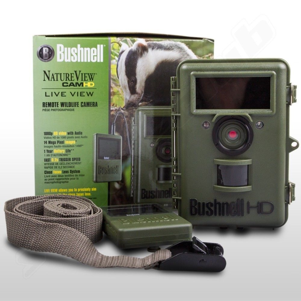 Bushnell Wildkamera Trophy Cam 14MP Nature View HD Bild 2