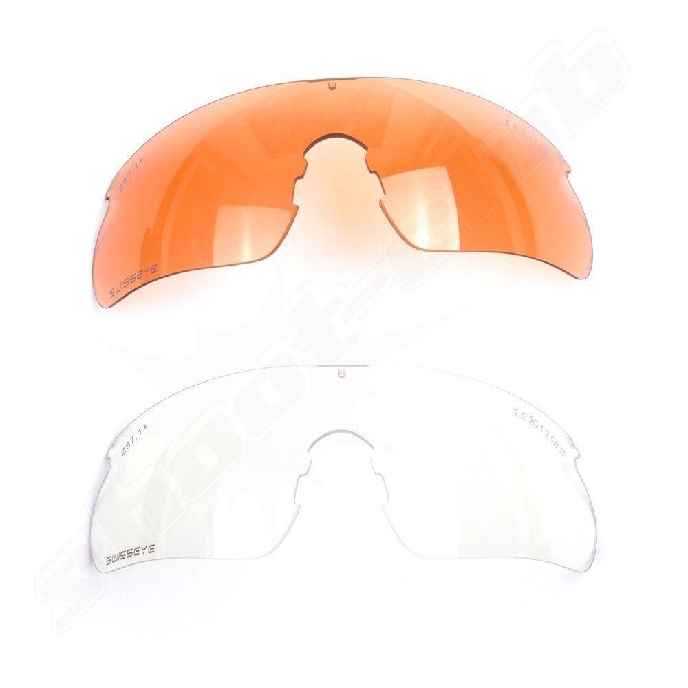 Swiss Eye Raptor coyote - Schutzbrille / Sportbrille