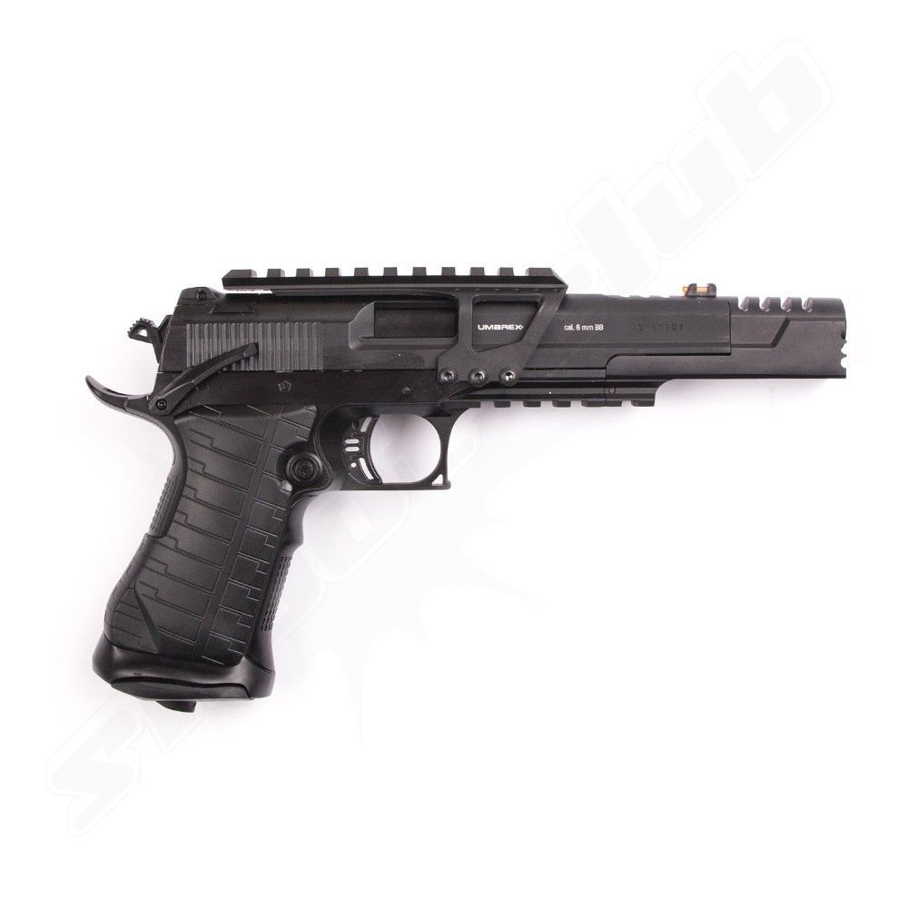 Elite Force Race Gun CO2 Pistole 6mm + Rotpunktvisier Bild 3