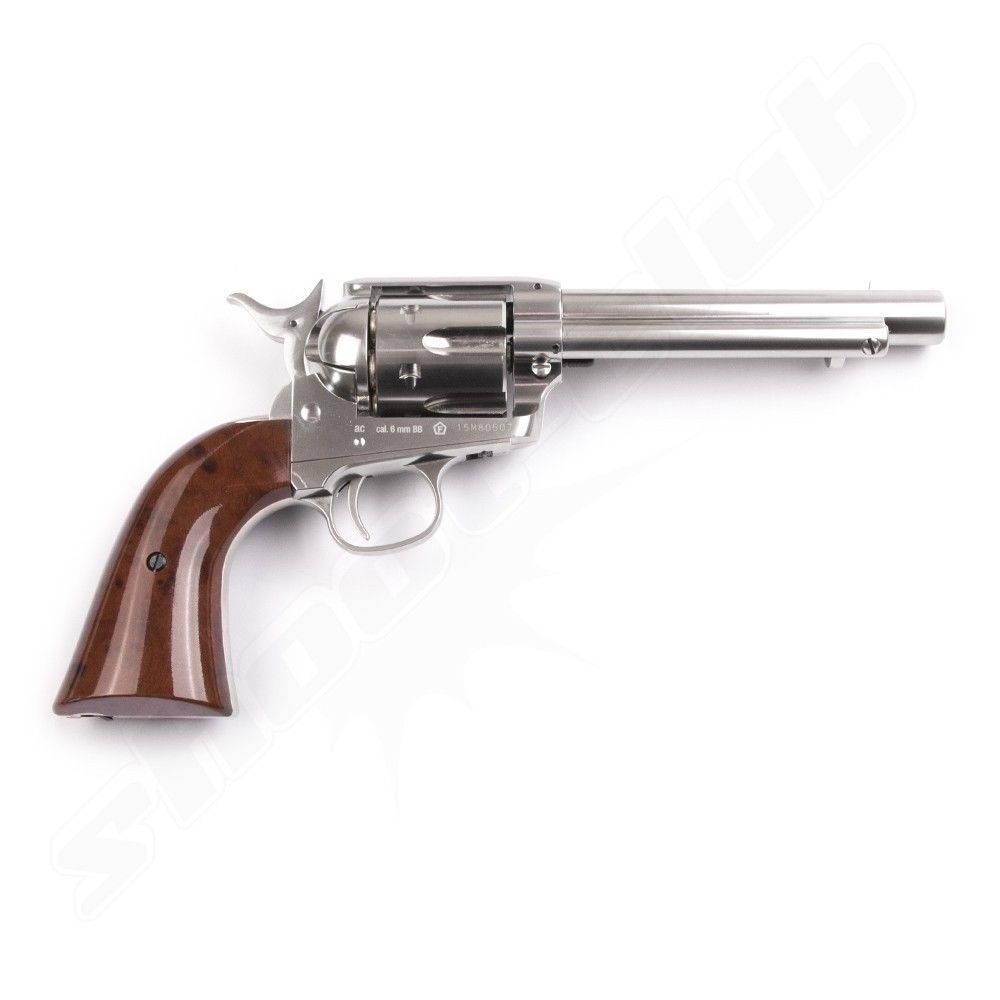 Legends Western Cowboy CO2 Revolver - Kal. 6mm BB Bild 2