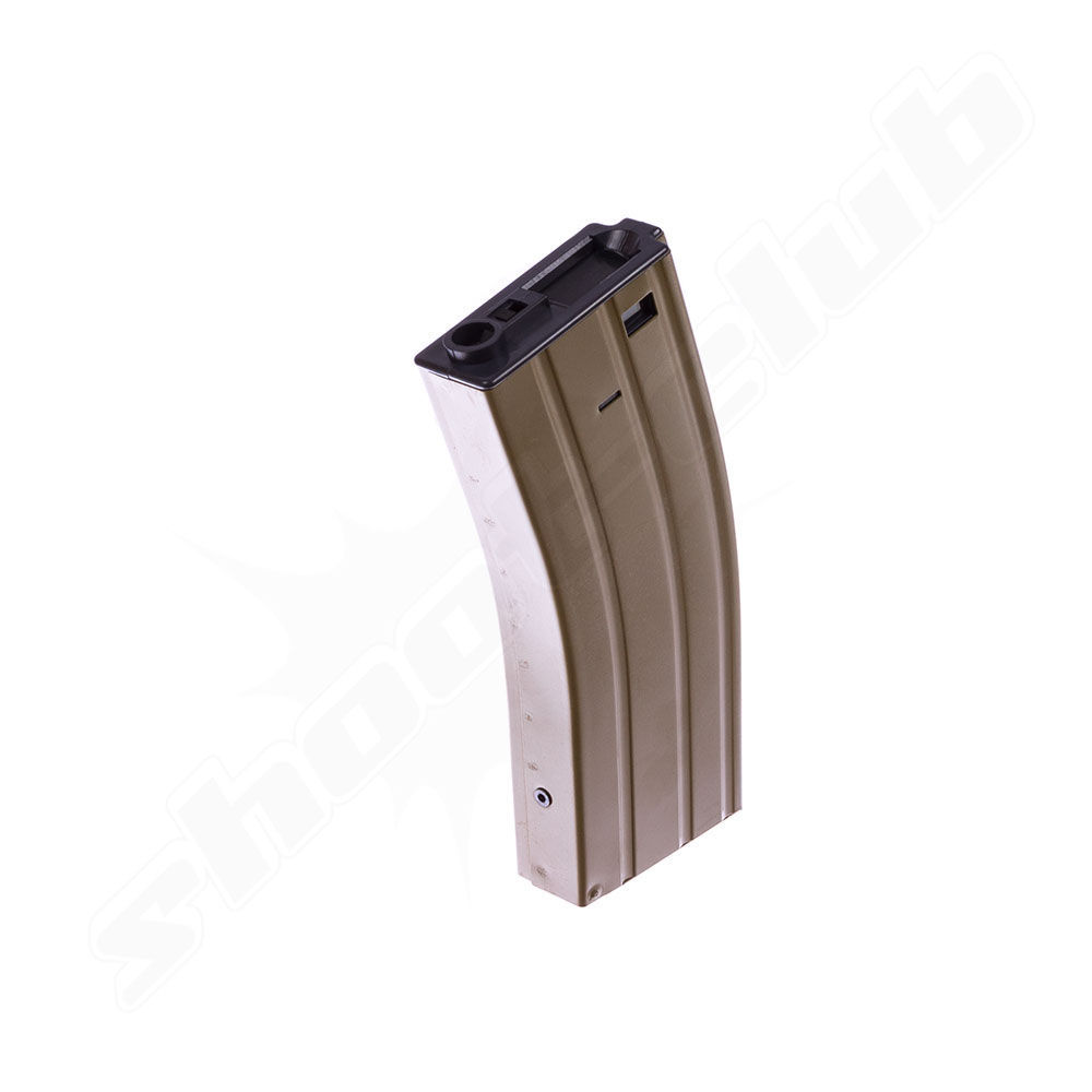 Flash Mag High Cap Magazin 360BB M4/M16 sandfarben TAN Bild 2