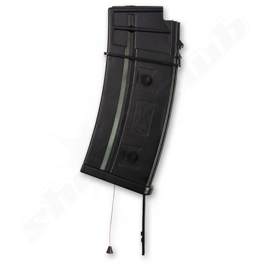 Flash Mag G36 Magazin TM-kompatibel - schwarz Bild 2