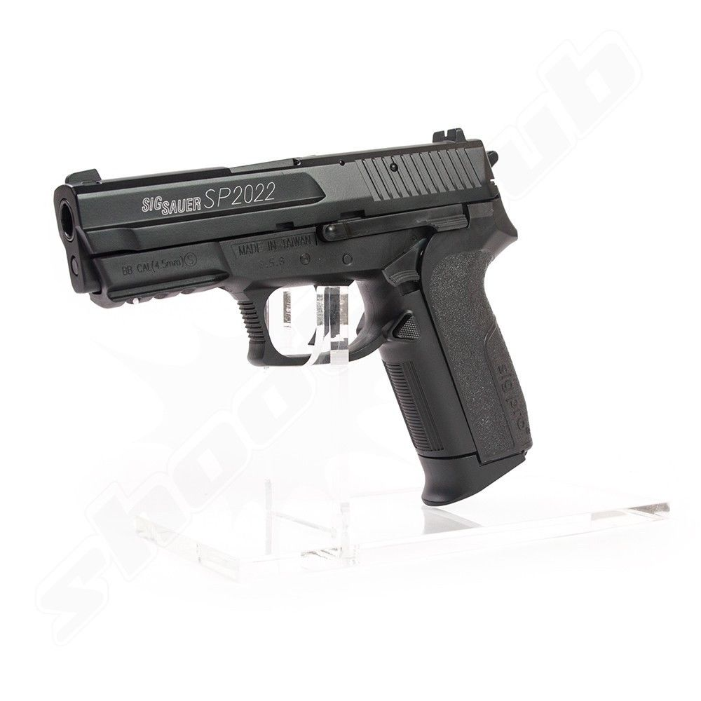 Sig Sauer SP2022 CO2 Pistole 4,5mm BBs - Non Blowback Bild 3