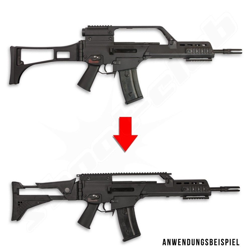S&T H&K G36 IDZ Conversion Kit für Softair G36 Serie Bild 2
