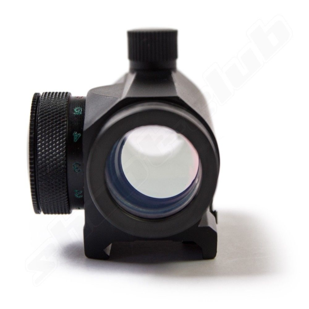 Theta Optics Red Dot Compact Trophy look für Softair Bild 2