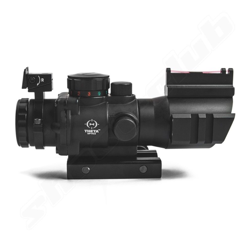 Zielfernrohr Theta Optics ACOG Style 4x32 - Softair Bild 2