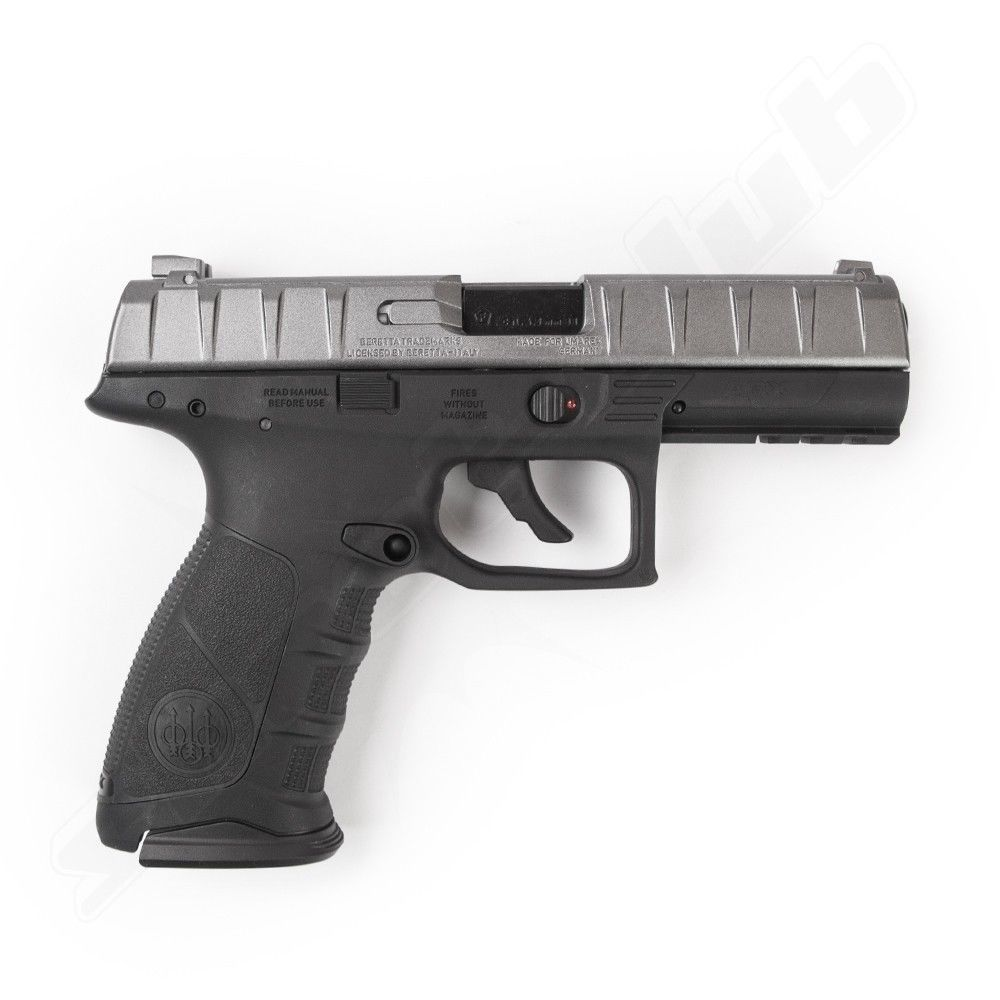 Beretta APX BlowBack CO2 Pistole metal gray - 4,5mm BB Bild 3