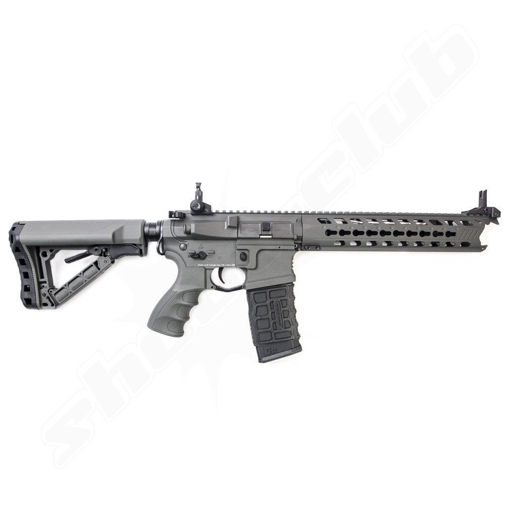 G&G GC16 Predator AEG 0,5J 6mm Airsoft Battleship Grey - ab14 Bild 3