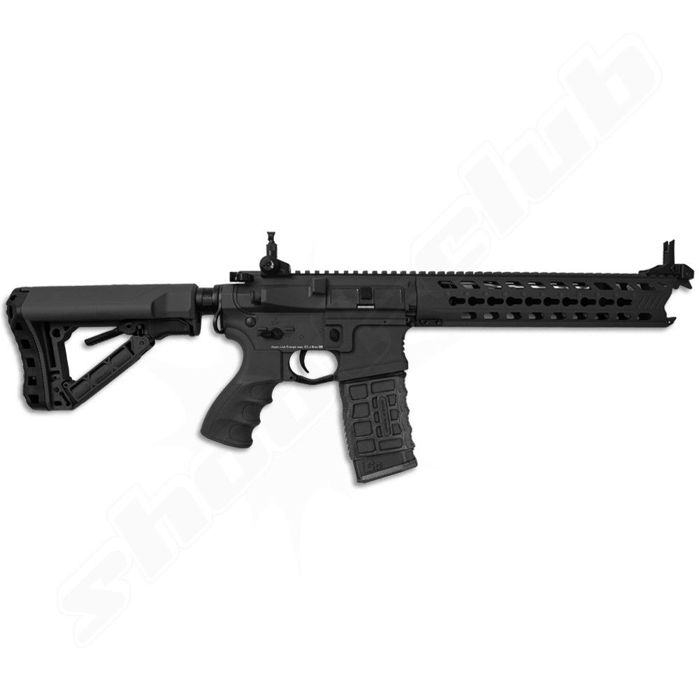 G&G GC16 PREDATOR Black Death SOFTAIR 0,5J Bild 2