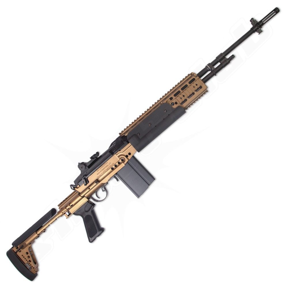 G&G M14 EBR-L AEG Softair 6mm - max. 0,5 J Bild 3