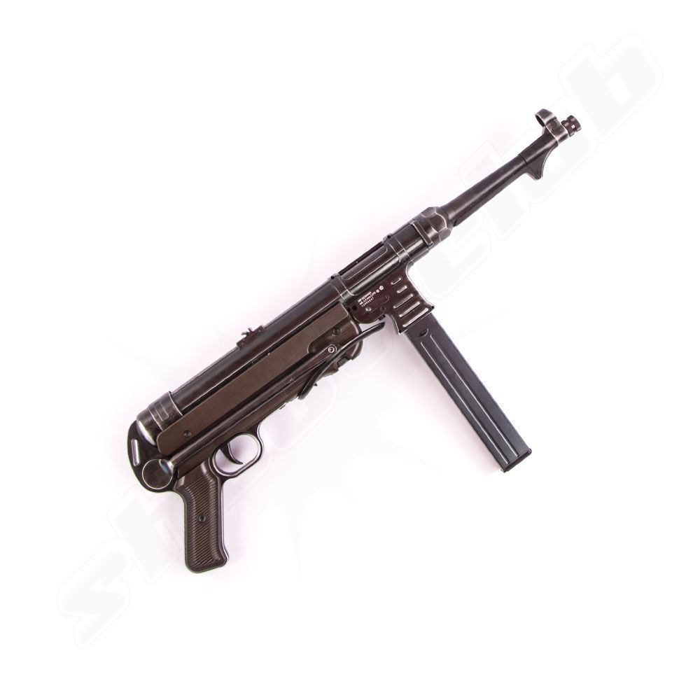 Legends MP40 German Legacy Edition CO2 Gewehr Kal. 4,5mm BBs Bild 2