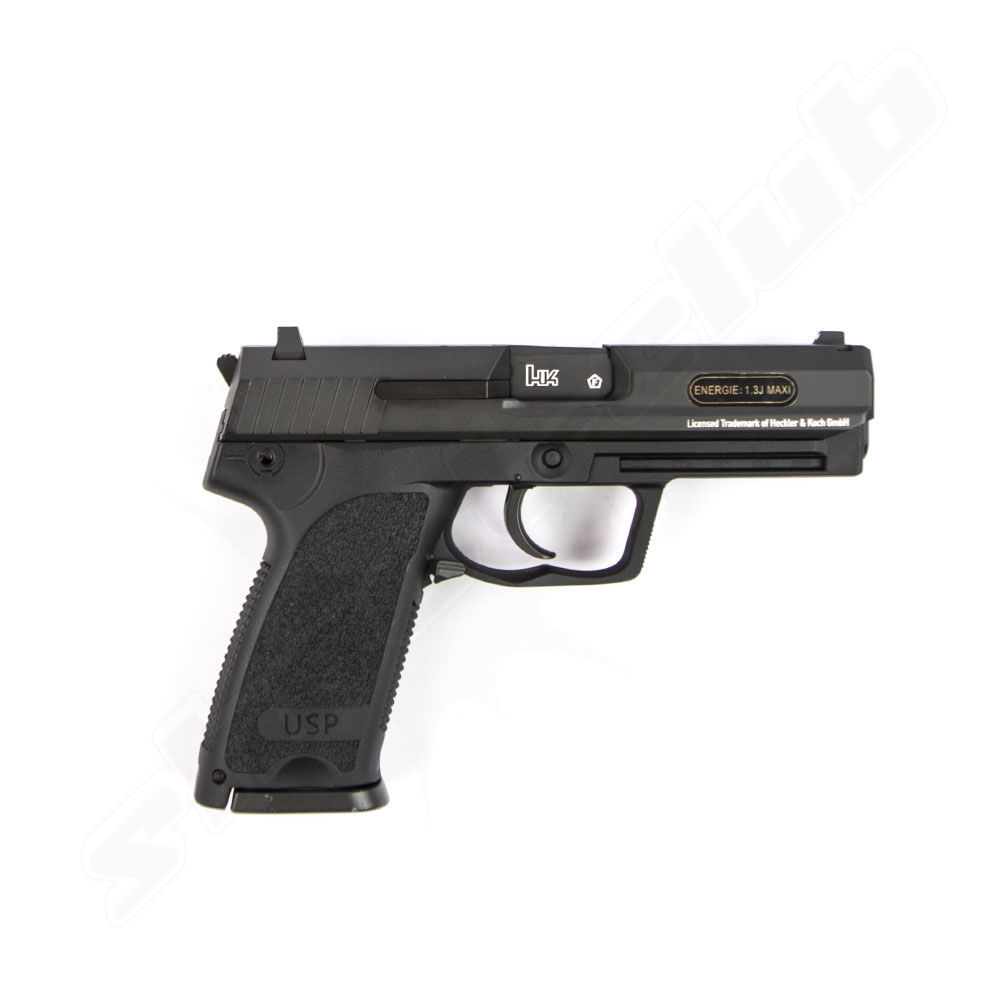 Heckler & Koch USP Co2 Softair Pistole mit Blow Back im Kaliber 6mm Bild 2