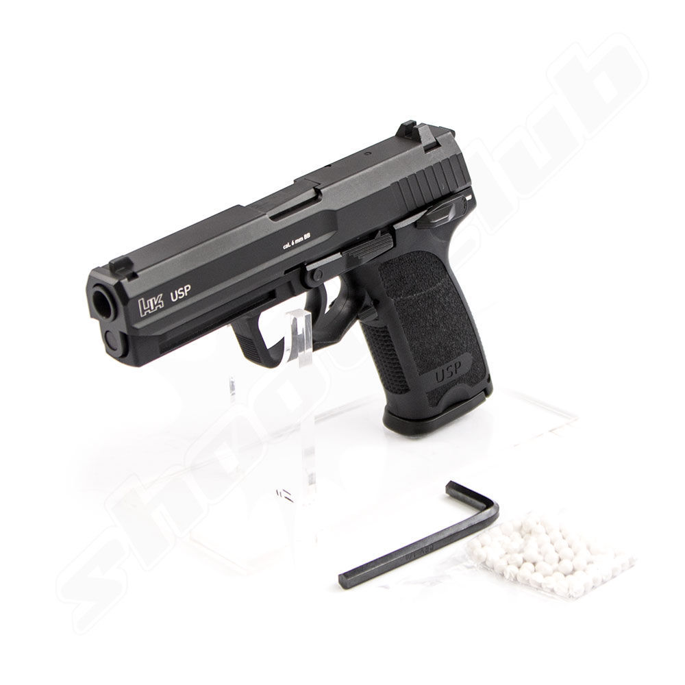 Heckler & Koch USP Co2 Softair Pistole mit Blow Back im Kaliber 6mm Bild 3