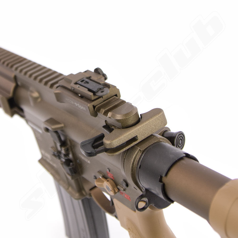 H&K 416 A5 GBB RAL 8000 New Generation Softairgewehr Bild 4