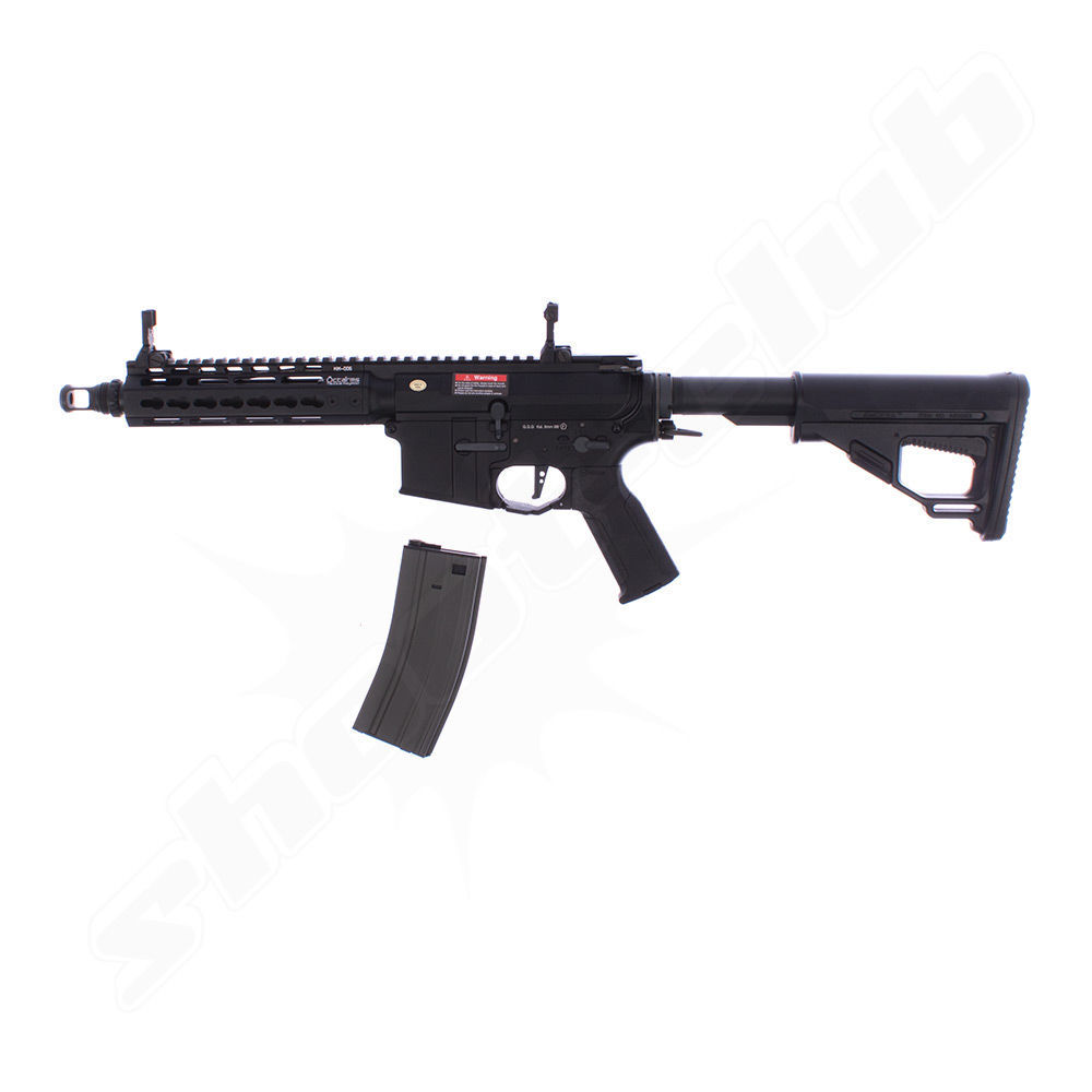 Ares Octa²rms (Octaarms) X Amoeba Pro KM07 S-AEG Airsoft Gewehr mit EFCS ab18 - Black Bild 3