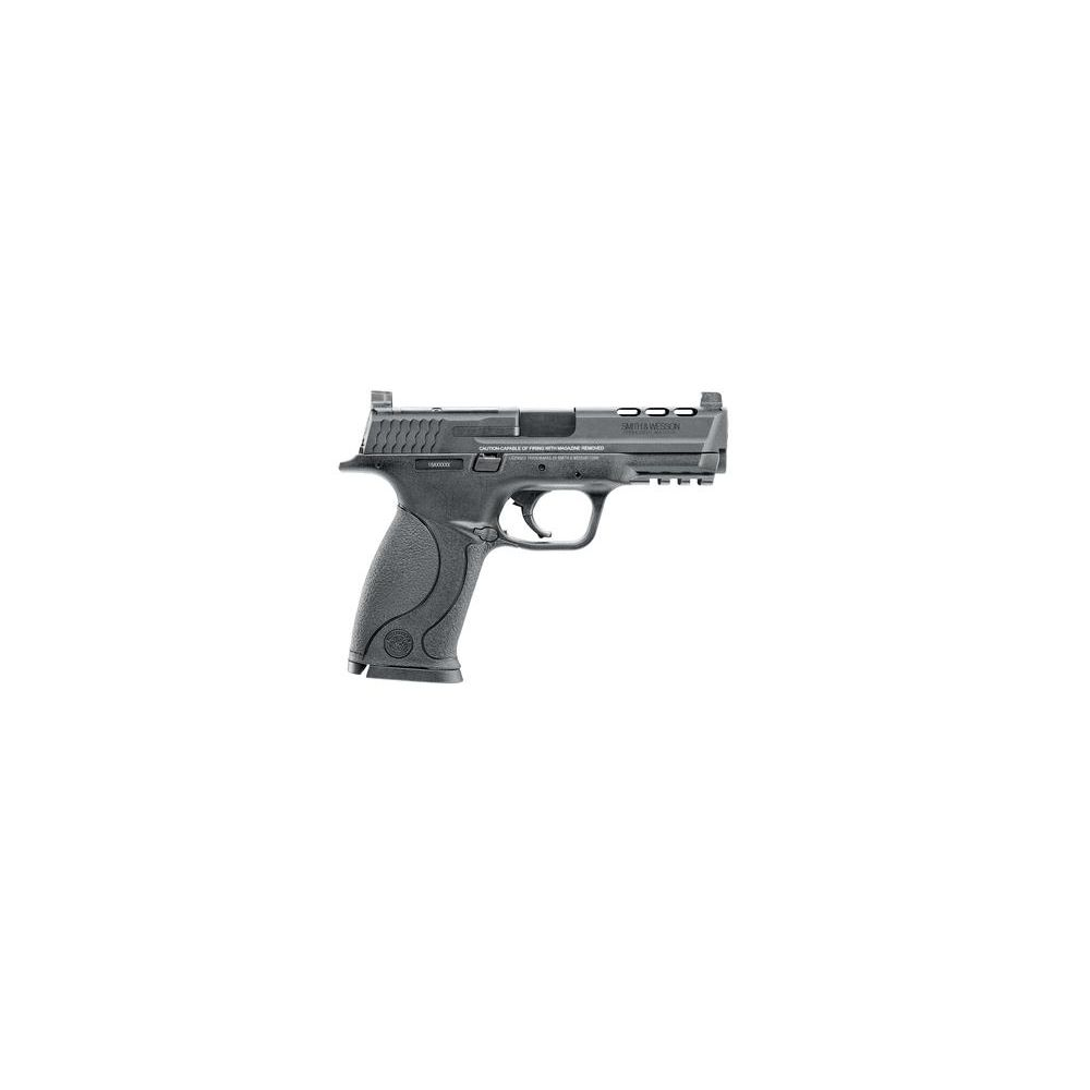 Smith & Wesson M&P9 Performance Center Airsoft GBB Pistole ab 18 Bild 3