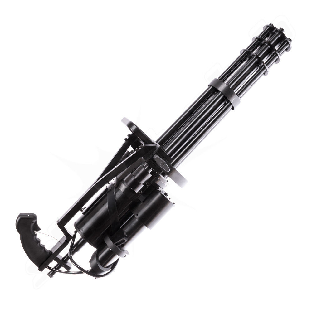CA M134A2 Vulcan Minigun 6mm HPA Airsoft MG   Bild 2