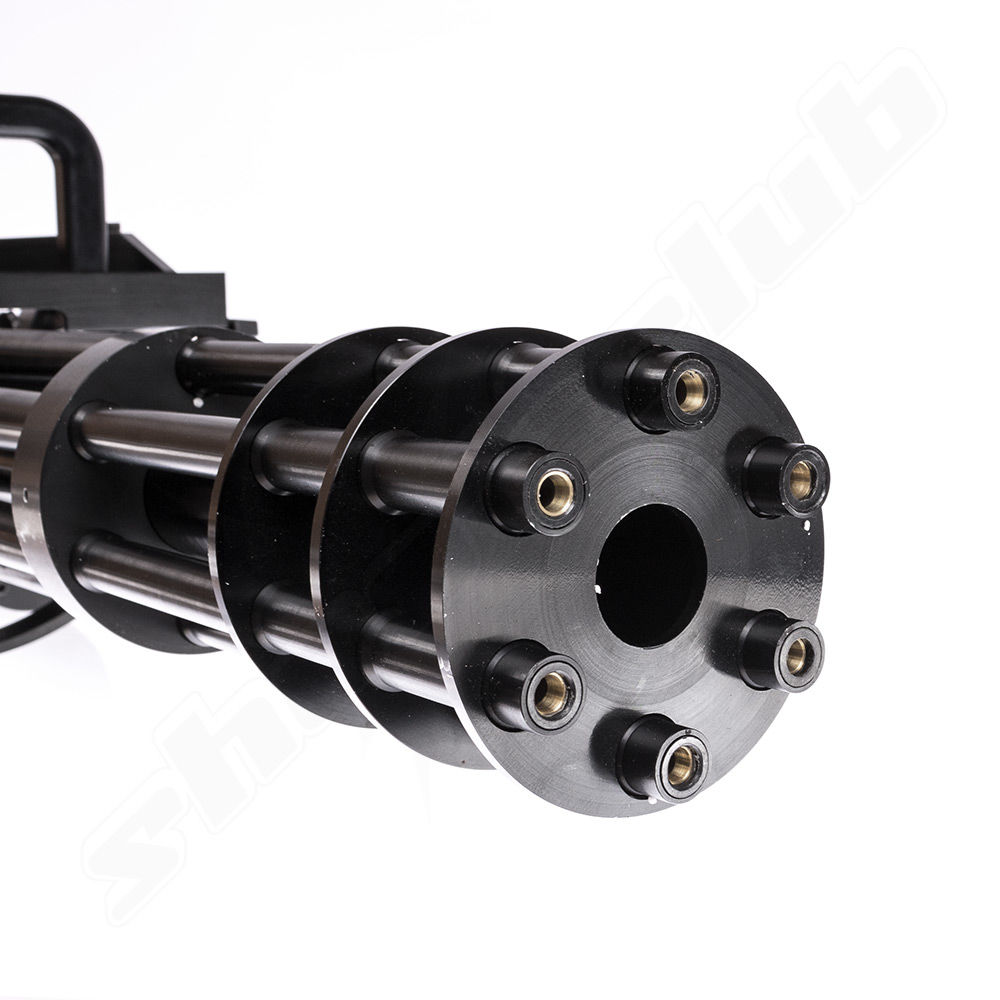 CA M134A2 Vulcan Minigun 6mm HPA Airsoft MG   Bild 3