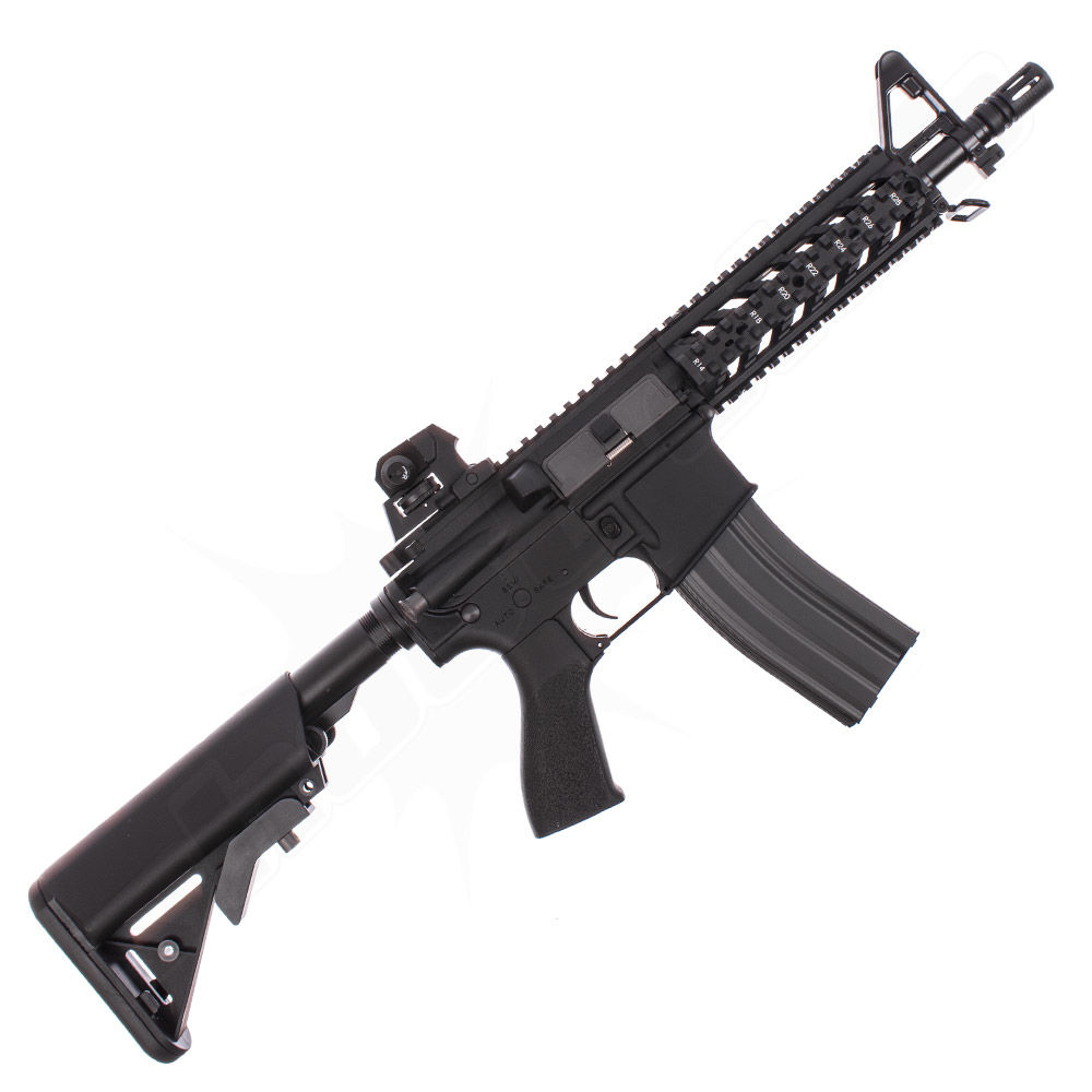 G&G Armament CM16 Raider AEG 6mm max. 0,5J - black im Set Bild 2