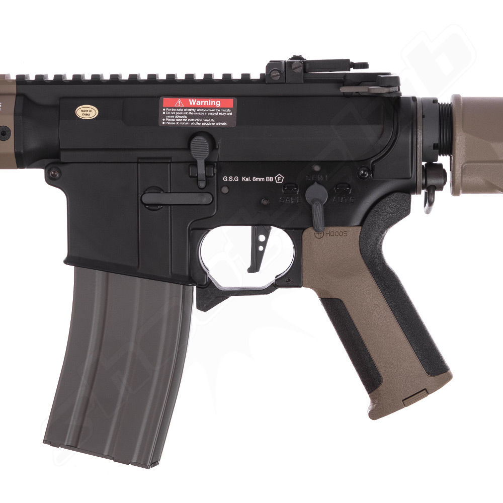 Ares Octa2rms (Octaarms) X Amoeba Pro KM13 S-AEG Airsoft Gewehr mit EFCS ab18 - Flat Dark Earth Bild 3