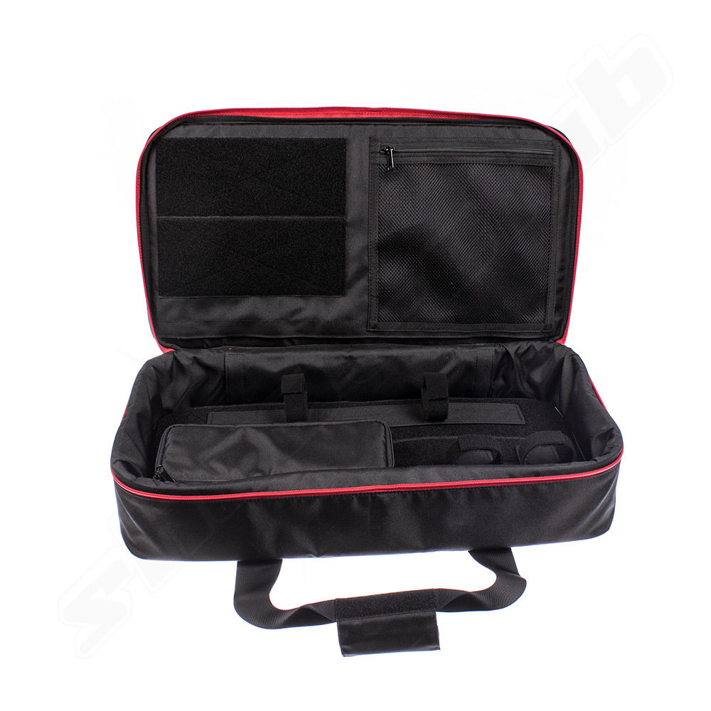 Satellit official licensed Kriss Vector Gun Case  schwarz / Rot Größe M Bild 2
