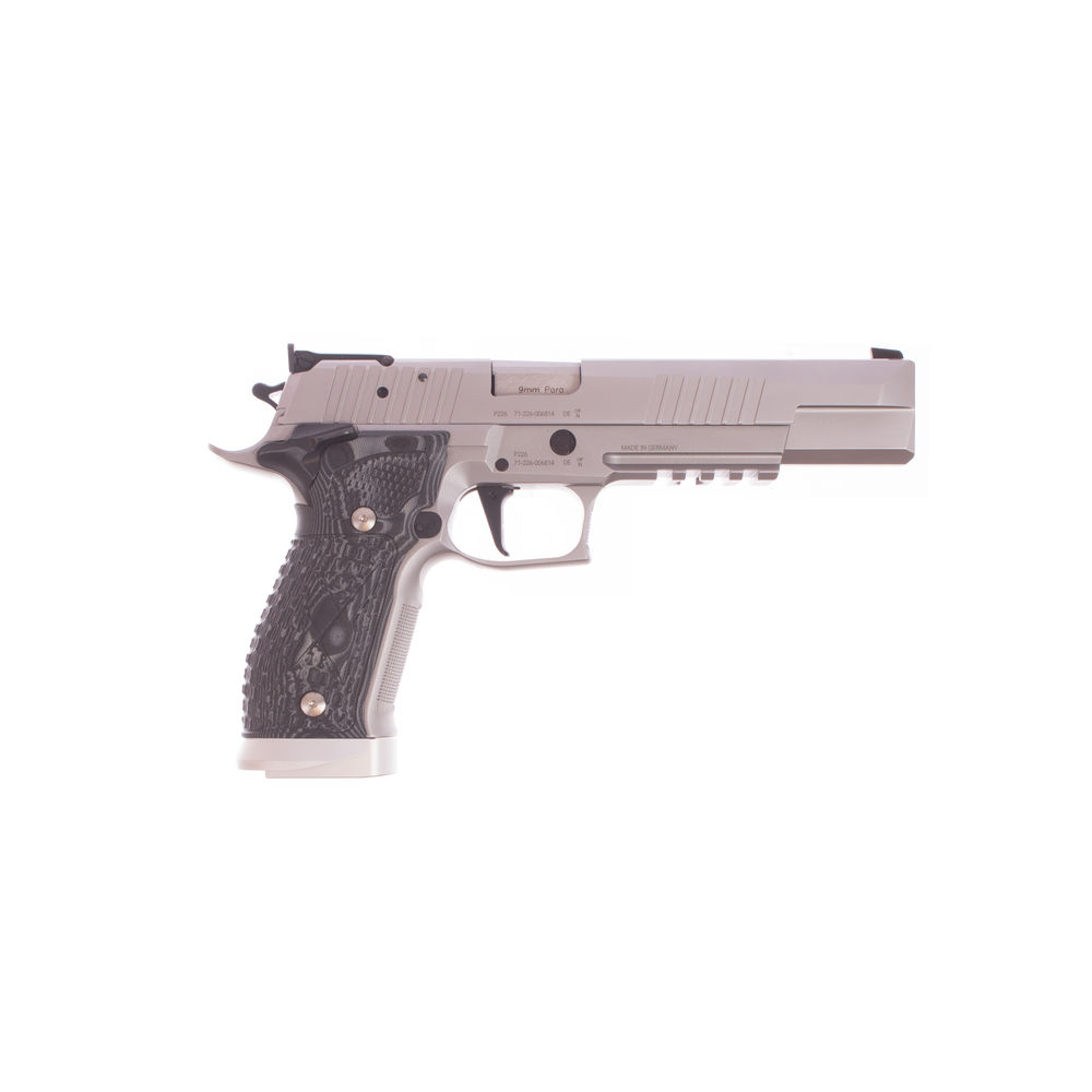 Sig Sauer P226 X-Six Supermatch im Kaliber 9mm Luger Bild 2