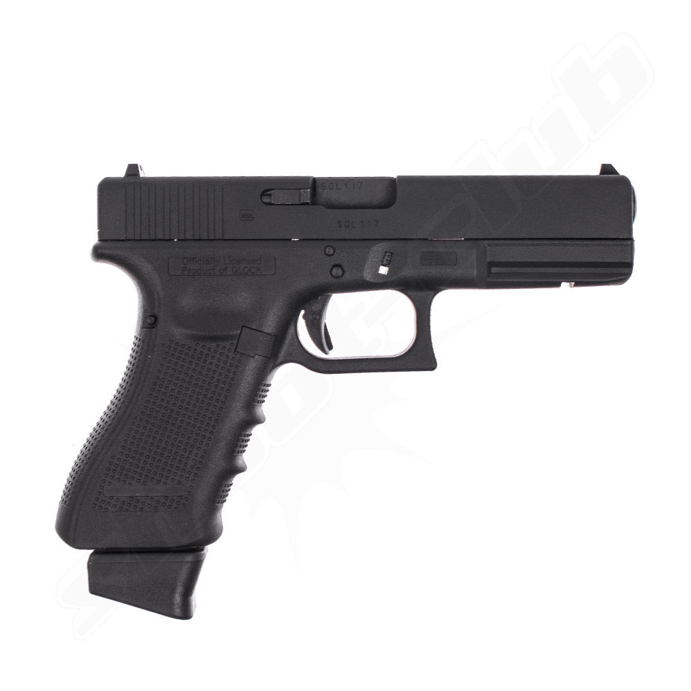VFC Umarex Glock 17 Gen.4 CO2 GBB Airsoft 6 mm - Set Bild 4