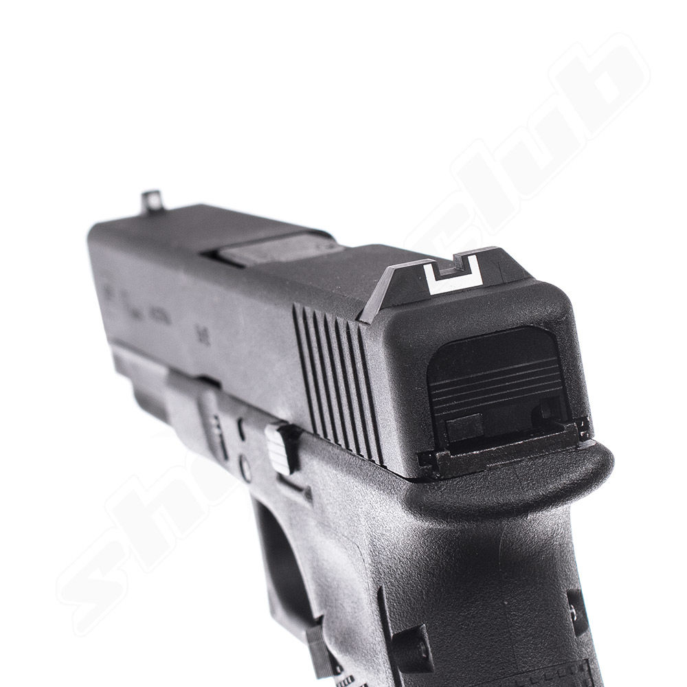 VFC Umarex Glock 17 Gen.4 CO2 GBB Airsoft 6 mm - Set Bild 3
