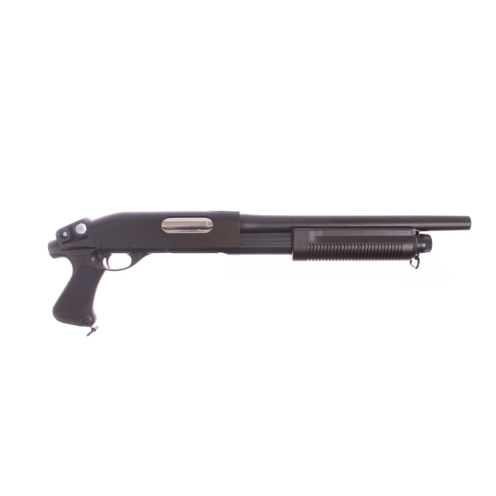 CYMA CM.351 Breacher Metal Version Airsoft 0,75 Joule Shotgun ab18 Bild 2