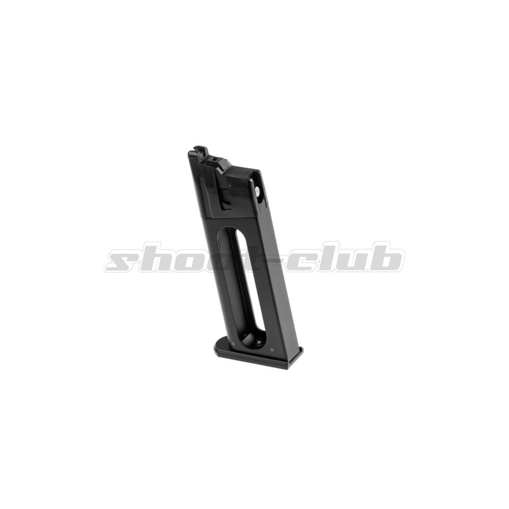 KWC Desert Eagle Magazin CO2 21 Schuss 6mm BB Airsoft Bild 2