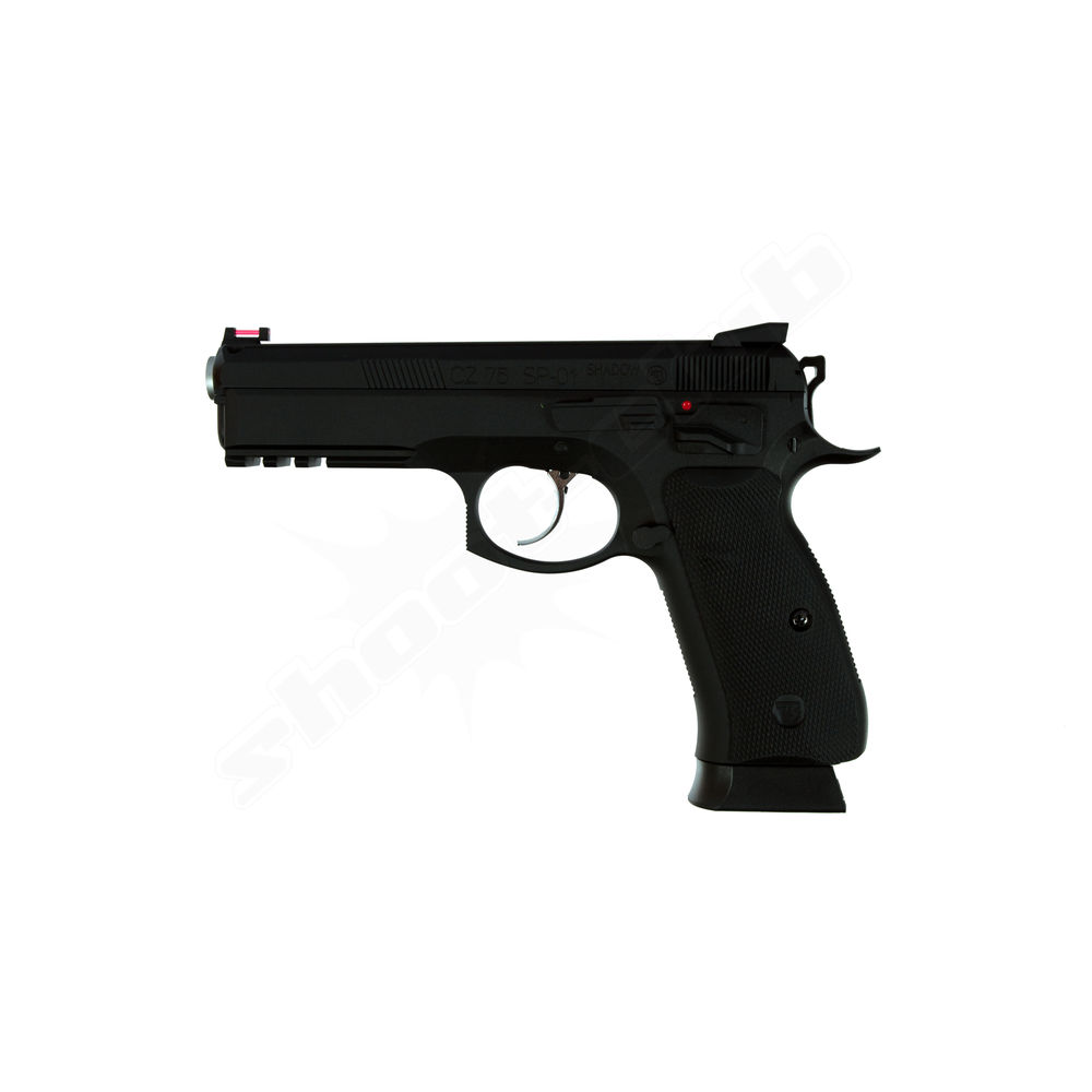CZ Shadow SP-01 Blowback CO2 Pistole Kaliber 4,5 mm BBs Bild 2