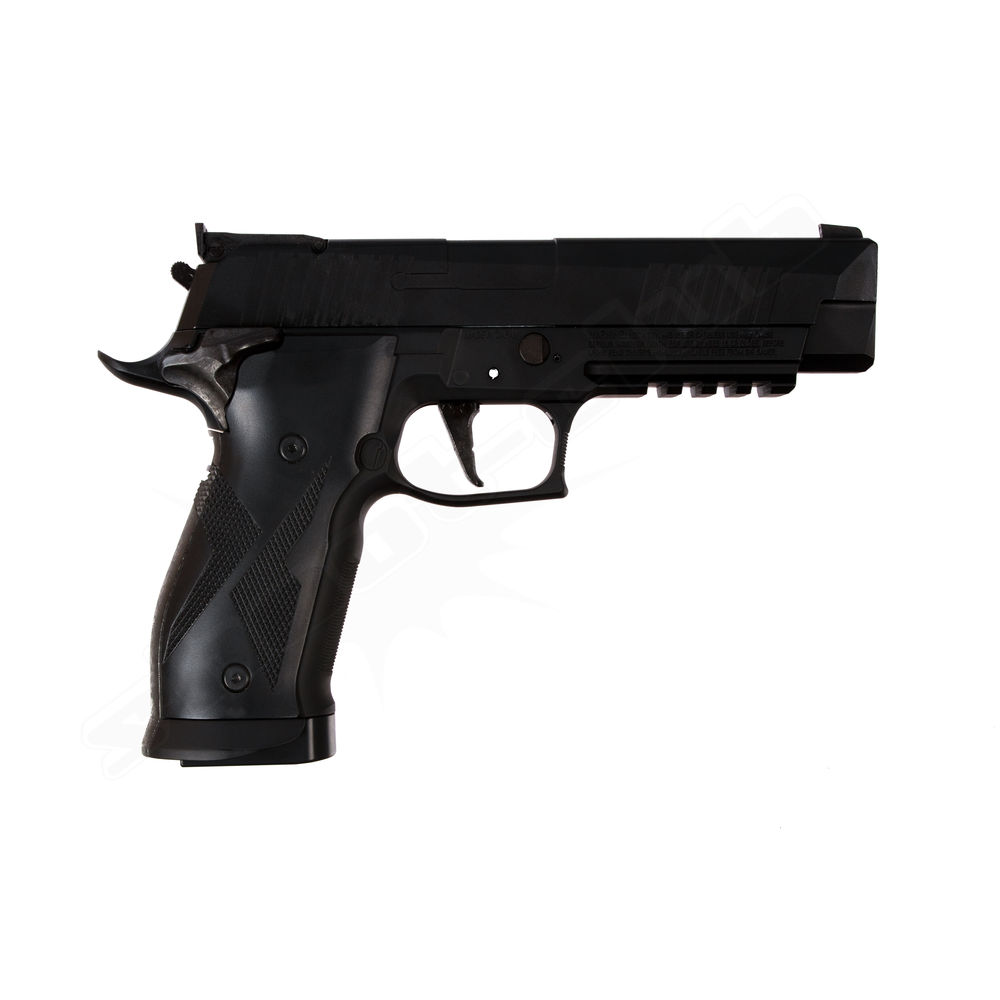 Sig Sauer X-Five CO2 Pistole 4,5 mm Diabolos - Blowback Bild 2