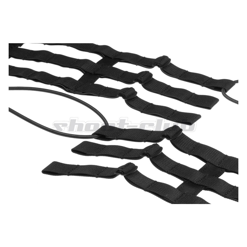 Crye Licensed AVS 3-Band Skeletal Cummerbund Medium - Black Bild 3