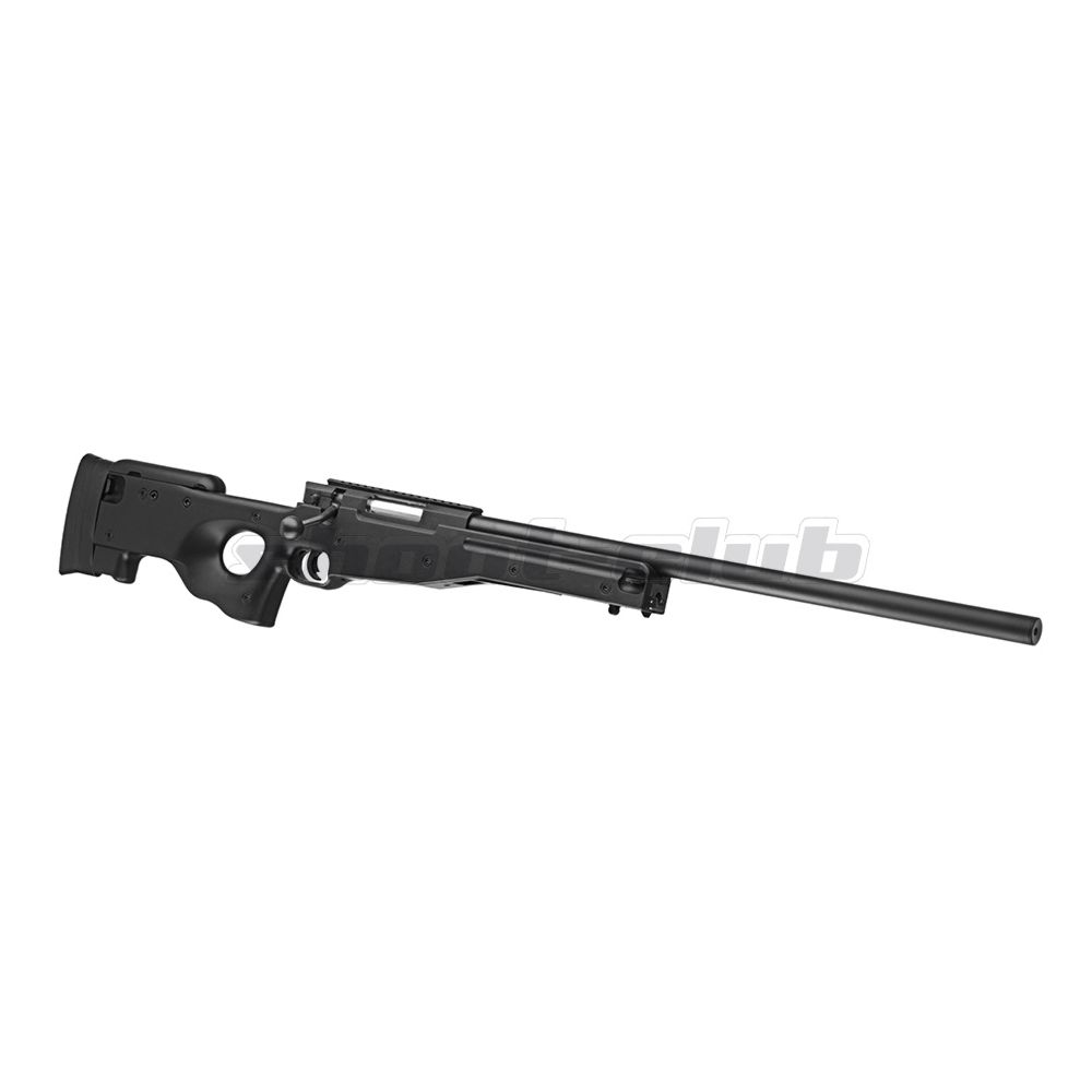 Well L96 MB-01 6mm Airsoft Sniper Black - ab 18 Bild 2