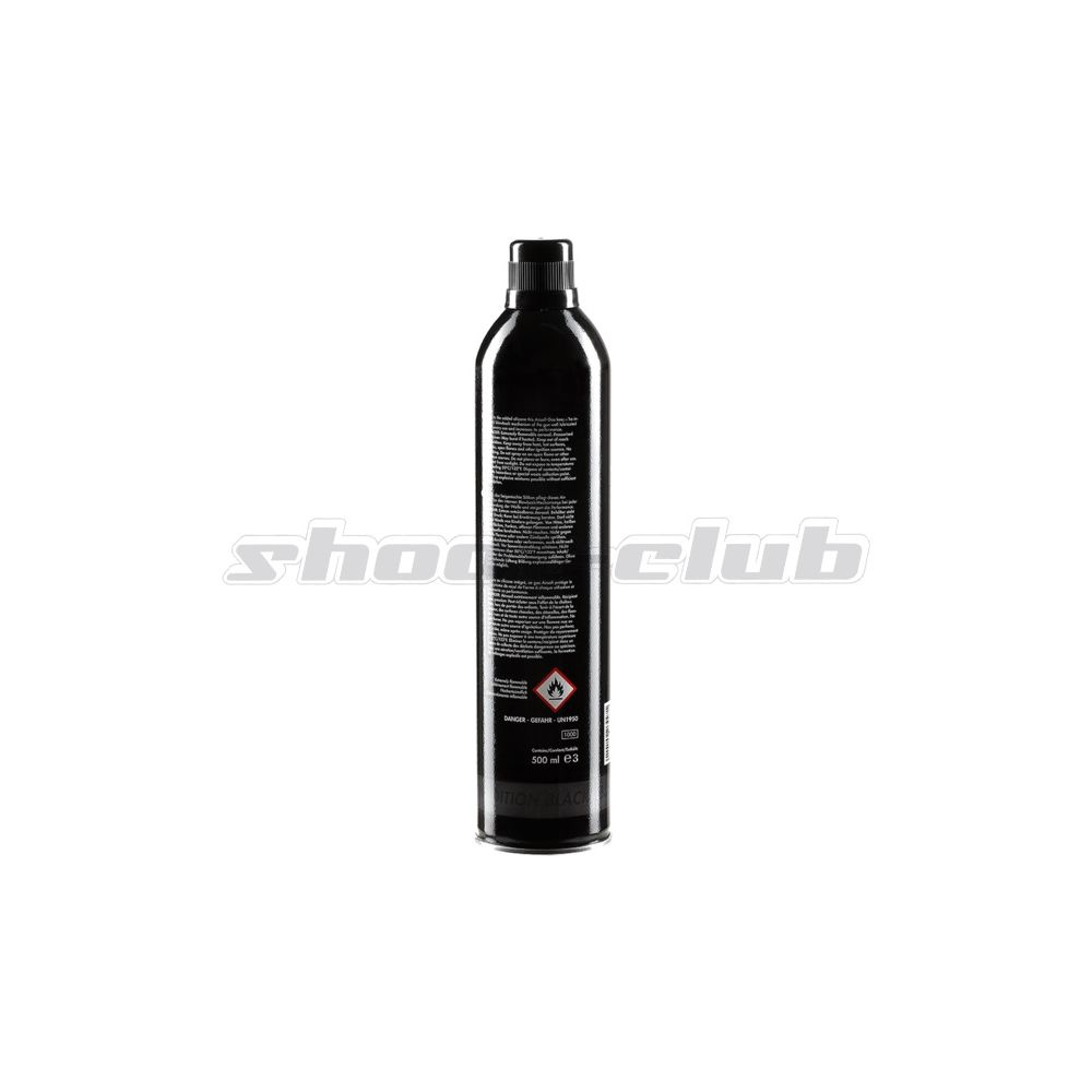Nimrod Extreme Performance Black Gas Airsoft - 500ml Bild 2