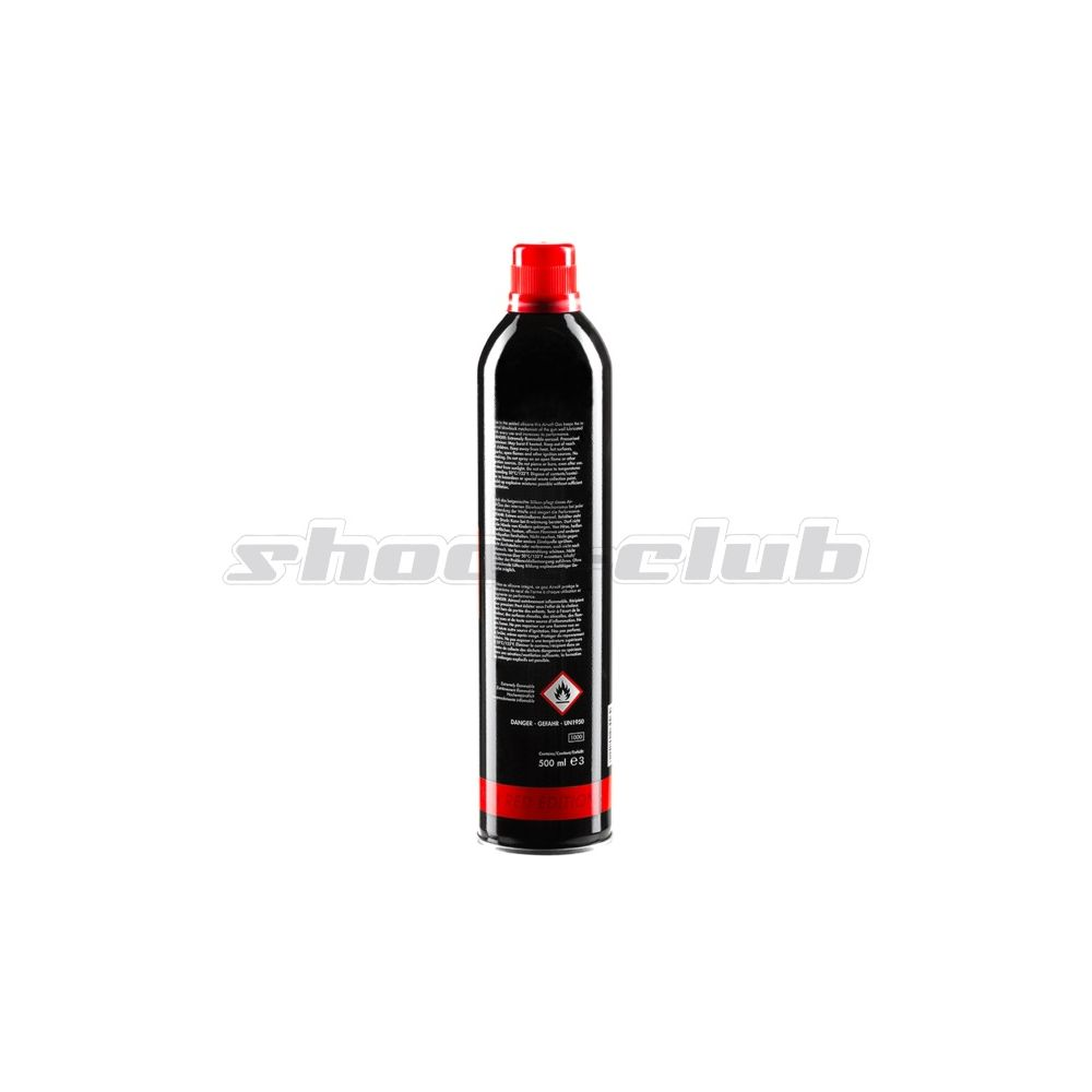 Nimrod Professional Performance Red Airsoft Gas - 500ml Bild 2