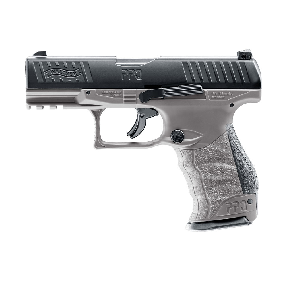 Walther PPQ M2 T4E Tungsten Gray .43 inkl. Battle Dust Powderballs Bild 4