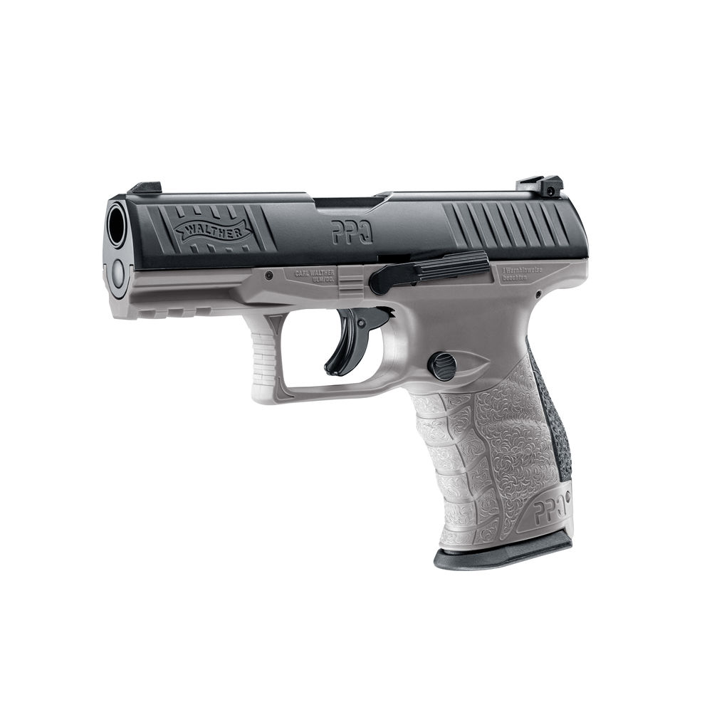 Walther PPQ M2 T4E Tungsten Gray .43 inkl. Battle Dust Powderballs Bild 2