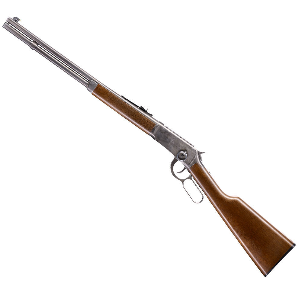 Wingun Legends Cowboy Rifle Airsoft CO2 Gewehr ab 18 im Set Bild 3