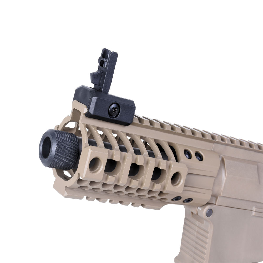 Ares M4 45 Pistol - S-Class S Airsoft SMG S-AEG ab18 - TAN Bild 4