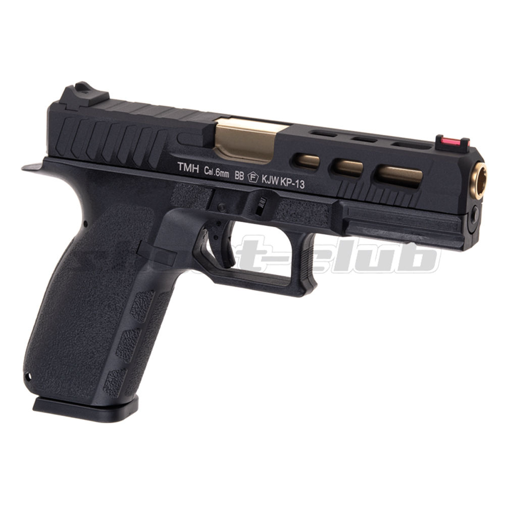 KJ Works KP-13 Custom Metal Airsoft CO2 Blowback ab 18 - Black Bild 5