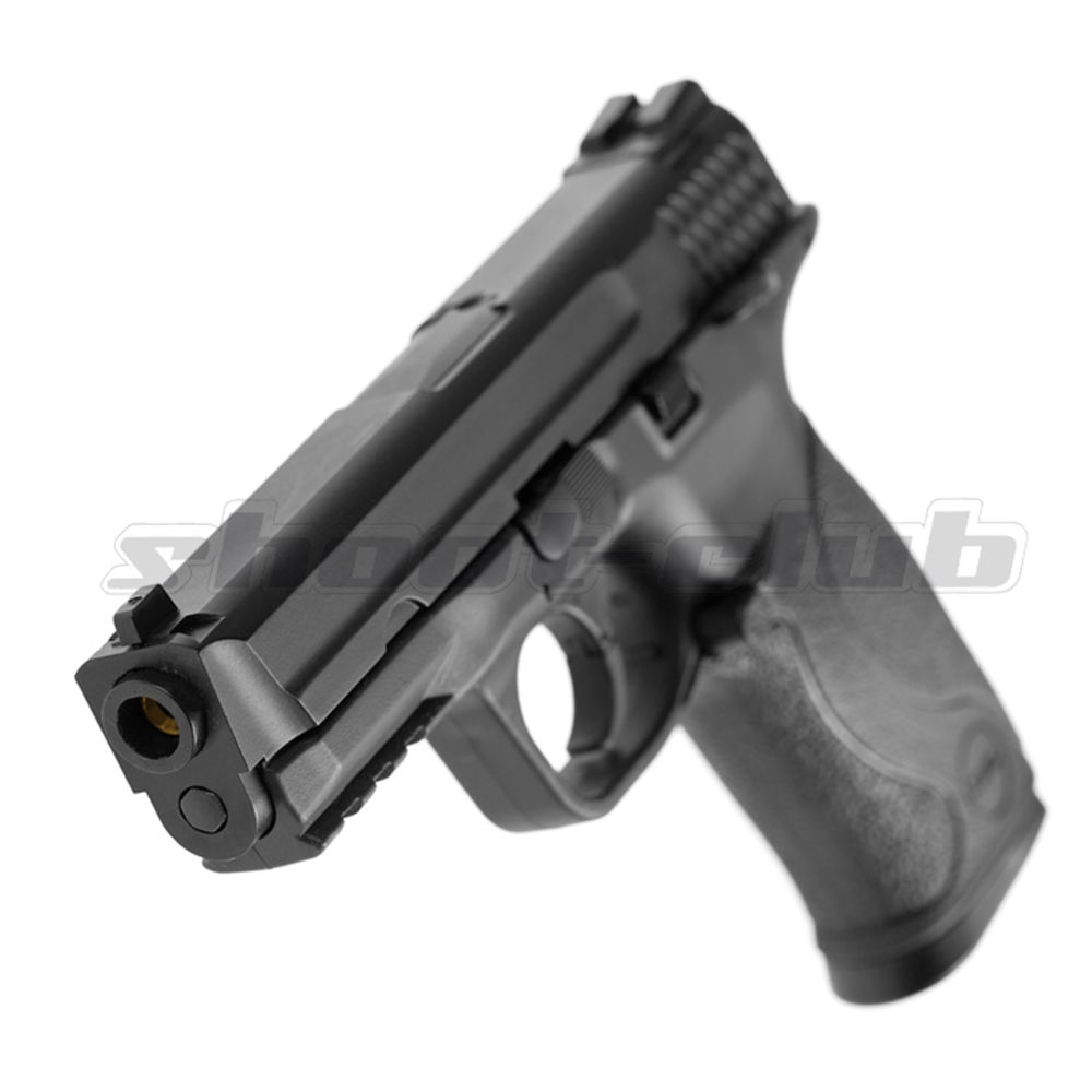 KWC M&P 40 Blowback Metal Version CO2 Airsoft Pistole - Black Bild 5