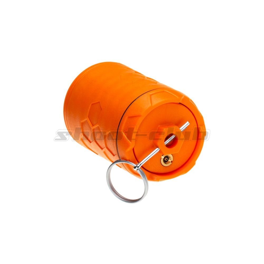 Z-Parts E-RAZ Impact Grenade - Gas Airsoft Granate - Orange Bild 3