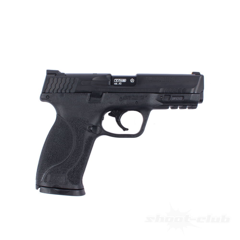 SMITH & WESSON M&P9 2.0 T4E CO2 RAM Markierer .43 - Training-Set Bild 2
